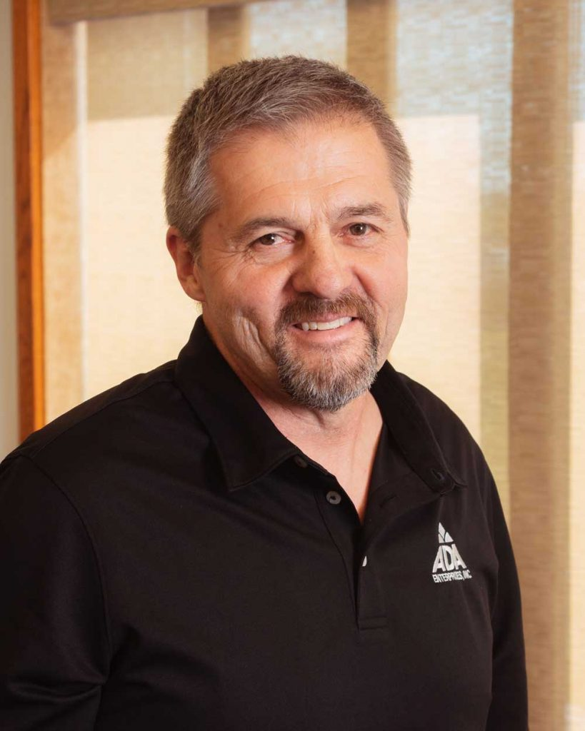 Jeff Baumann - Operations Manager at ADA Enterprises, Inc.